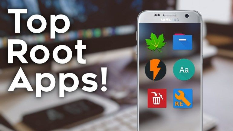 root apps for Android 2015
